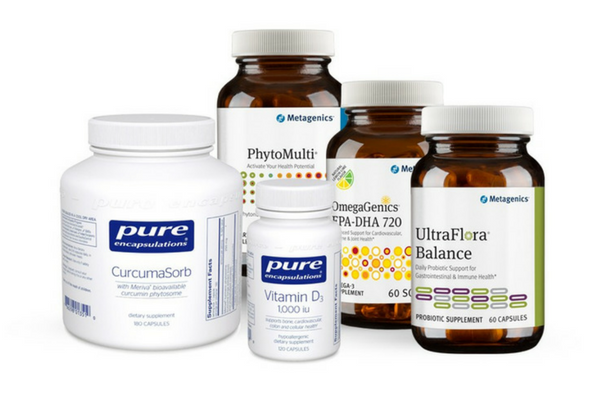 Clinical Grade supplements Bend Oregon