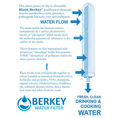 berkey elements process