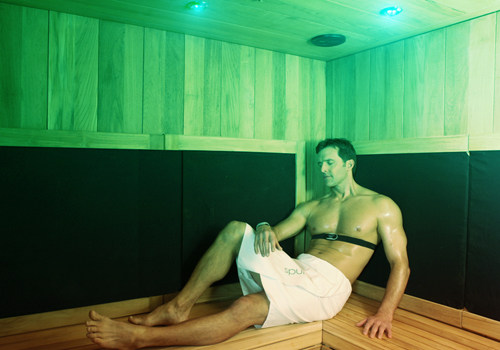 Full Spectrum Infrared Sauna at Wellness Doctor