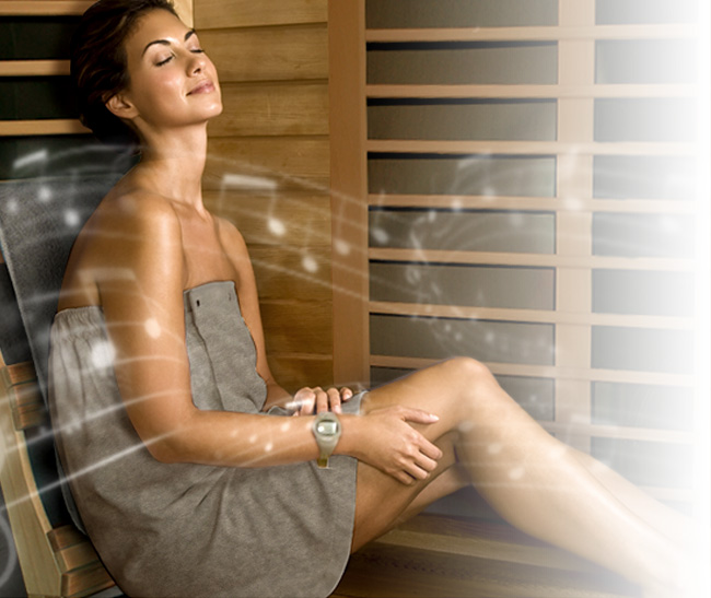 Far Infrared Sauna at Wellness Doctor